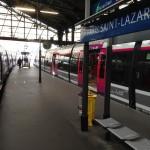 A Paris Saint Lazare